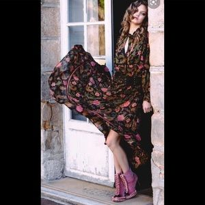 Spell And The Gypsy Etienne Maxi Dress